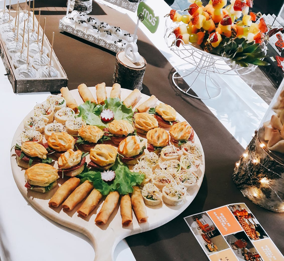 hladni catering